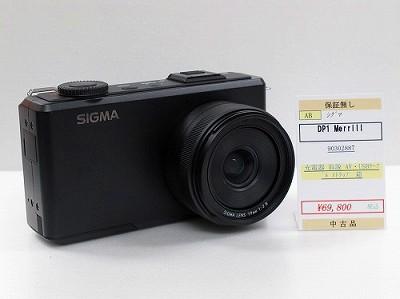 シグマDP-1メリル