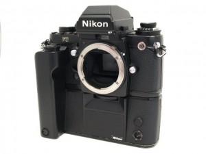Nikon F3HP+MD-4