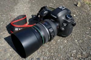 Canon EOS5DMark3+70-300DO