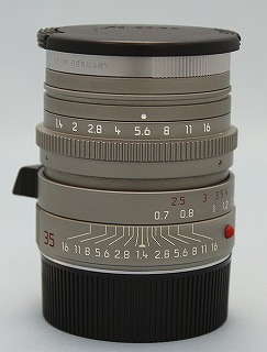 ズミルックスM35-1.4チタンASP