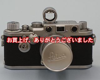 バルナックⅢfセルフ(RD)+エルマー50-2.8Ⅱ