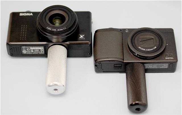 カメラボトムグリップ