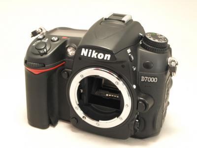 Nikon D7000 Body 130518