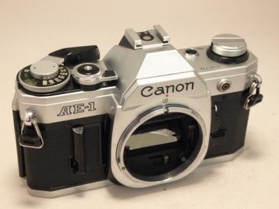 Canon AE-1 131013