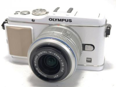 OLYMPUS E-P3(WH) 131029