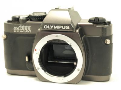 OLYMPUS OM2000 140513