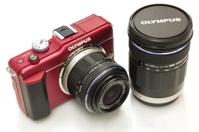 OLYMPUS E-PL1s R W 130205