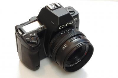 CONTAX NX 50/1.4 130302