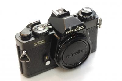 MINOLTA XD 130309