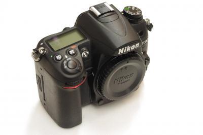 Nikon D7000 130404