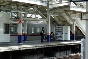 東上線坂戸駅