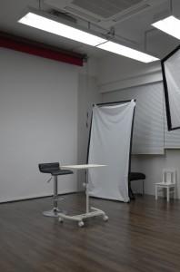 新宿店 新スタジオ