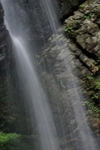 男滝スローシャッター