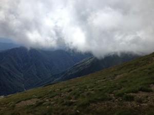 9.稜線から・新潟側