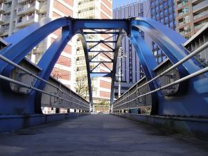 すずかけ歩道橋その1
