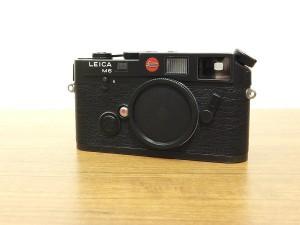 ライカ M6(BK)ウエッツラー・1