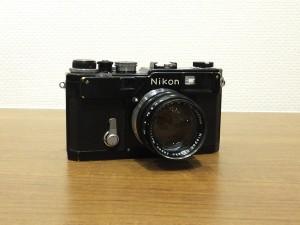 ニコン S3オリンピックセット(50mm1.4付)・1