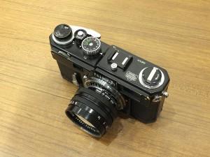 ニコン S3オリンピックセット(50mm1.4付)・2