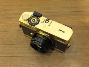 ミノルタ CLE+Mロッコール40・2(ゴールドセット)・3