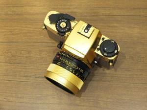 ライカR R4+50・1.4(ゴールドセット)・3