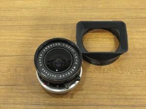 ライカ スーパーアンギュロン21-3.4(BK)+フード12501・2