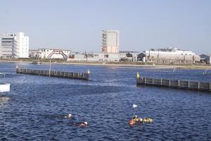 水難救助訓練・3