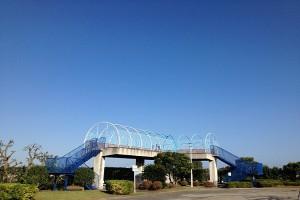 森ヶ崎公園・高台