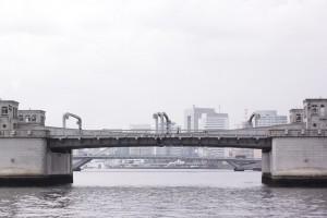勝鬨橋・全景