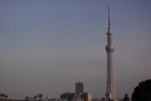 タワー、飛行船・1