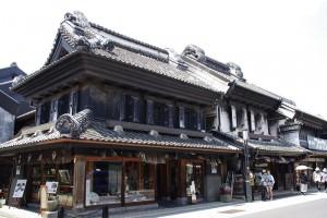 古い重厚な建物