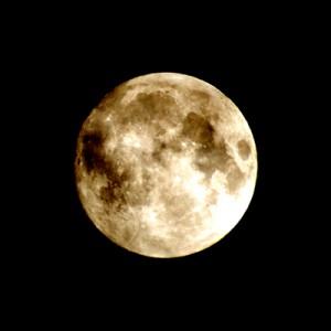 月おおきいちいさい