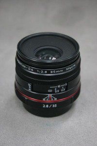 HD PENTAX-DA35㎜F2.8 Macro Limited