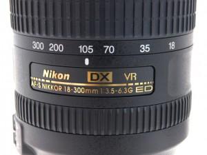ニコン AF-S VR 18-300/3.5-6.3G