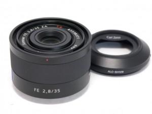 ソニー FE35/2.8 ZA