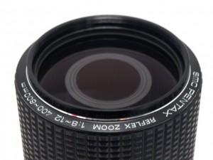 ペンタックス K 400-600/8-12 RF