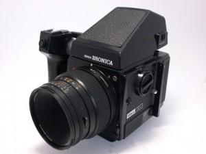ブロニカ GS-1AE+100/3.5+120