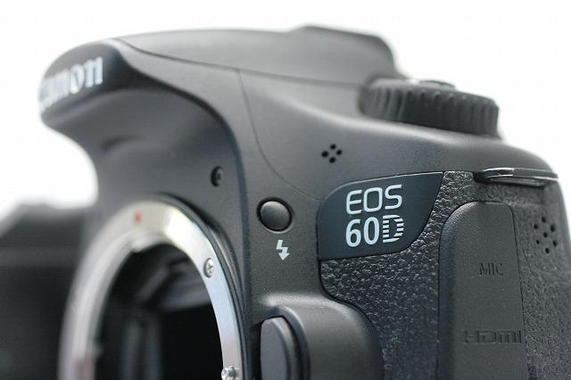 キヤノン EOS 60D BODY