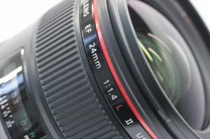 Canon EF24/1.4LⅡ