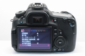 キヤノン60D