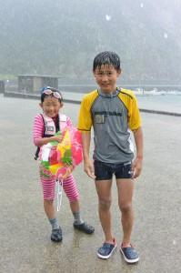 AW1 雷雨②