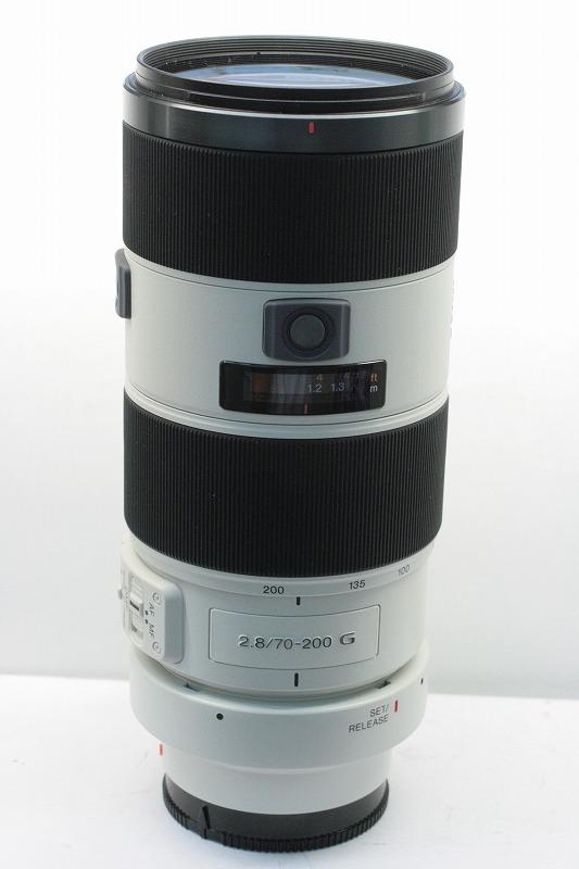 SONY AF70-200/2.8