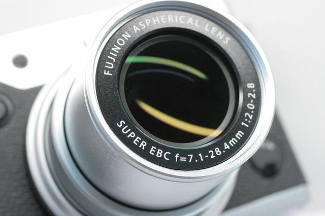 X30 レンズ