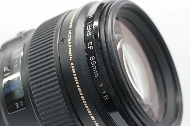 Canon 85/1.8