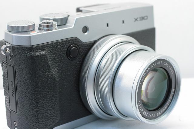 フジフィルムX30 斜
