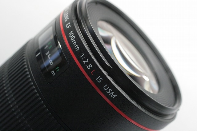 EF100/2.8Lマクロ IS