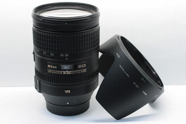 Nikon AF-S28-300/3.5-5.6