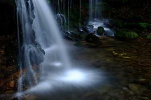 X-T1猿壺の滝②