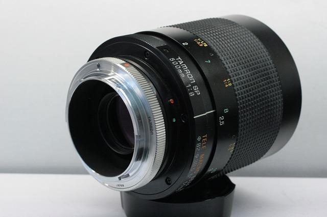 タムロンSP500