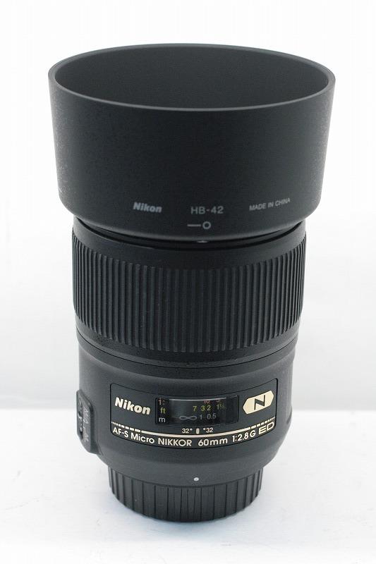 Nikon AF-S60/2.8G
