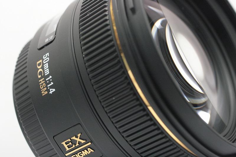 SIGMA AF50/1.4 EX DG HSM